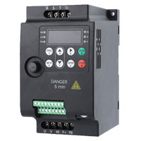 迷你三相0.75~0.55KW通用变频器